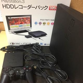 プレイステーション3(PlayStation3)のPS3 HDDレコーダーパック 320GB(家庭用ゲーム本体)