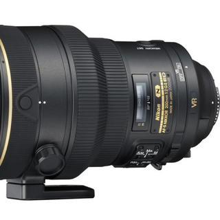 ニコン(Nikon)のAF-S NIKKOR  200mm  f/2G ED  VR  美品(レンズ(ズーム))