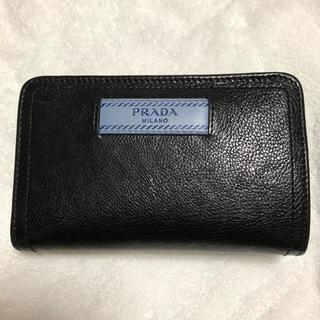 プラダ(PRADA)のプラダ♡二つ折り財布(財布)