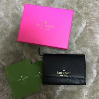 ケイトスペードニューヨーク(kate spade new york)のケイトスペイド    カードケース(財布)