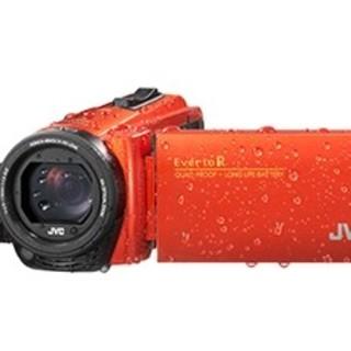 everio-jvc-gz-rx680 オレンジ(ビデオカメラ)