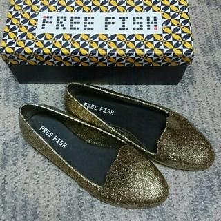 フリーフィッシュ(FREE FISH)のレインパンプス 新品未使用(レインブーツ/長靴)