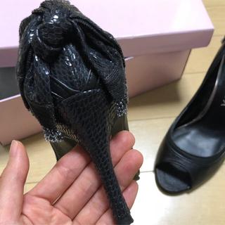 ダイアナ(DIANA)のDIANA 美脚ヒールパンプス 23cm(ハイヒール/パンプス)