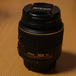 ニコン(Nikon)のNIKON 18-55 f3.5-5.6 DX専用(レンズ(ズーム))
