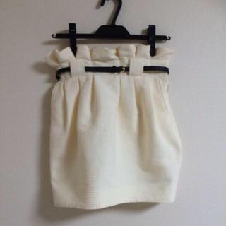 リリーブラウン(Lily Brown)のリリーブラウン ハイウエストスカート(ひざ丈スカート)