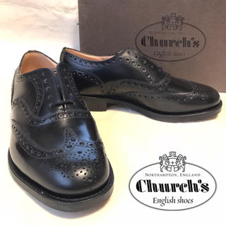 チャーチ(Church's)の【新品】チャーチ CHURCH'S BURWOOD LAST81 UK6.0 (ドレス/ビジネス)