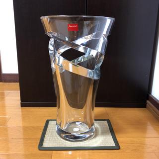 バカラ(Baccarat)のバカラ トルネードベース 38 特大size(花瓶)