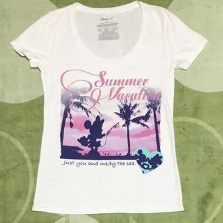 ディズニー(Disney)のディズニー ミニー Tシャツ ディズニーストア(Tシャツ(半袖/袖なし))