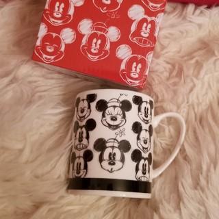 ディズニー(Disney)の★ミッキーマウス&ミニーマウス★マグカップ★ディズニー★Disney★17(グラス/カップ)