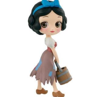 ディズニー(Disney)のQposketフィギュア白雪姫(キャラクターグッズ)