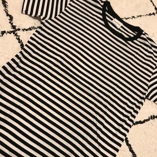 インターフェイス(INTERFACE)のInterface シャツ Tシャツ ボーダーシャツ(Tシャツ/カットソー(半袖/袖なし))