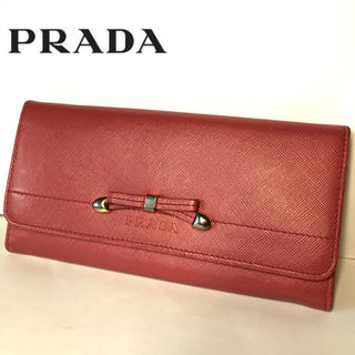 プラダ(PRADA)の美品✨PRADA 長財布(財布)