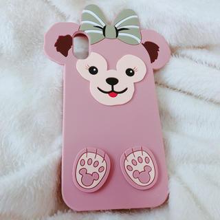 ディズニー(Disney)の【美品】シェリーメイ iPhoneX ケース(iPhoneケース)