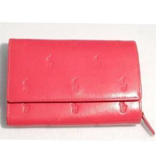 ラルフローレン(Ralph Lauren)のRALPH LAUREN*ミニ財布(財布)