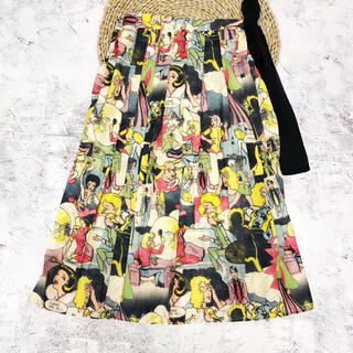 プラダ(PRADA)の18ss大人気  プラダ  スカート(ひざ丈スカート)