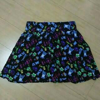 ディズニー(Disney)のモンスターズインク  スカート L レディース 子供服(ミニスカート)