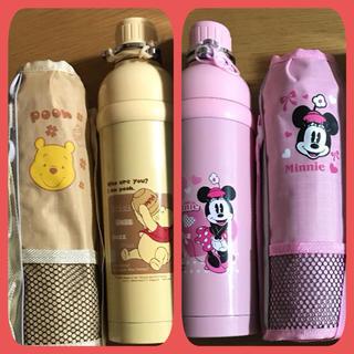 ディズニー(Disney)のみい様専用 水筒二本(弁当用品)