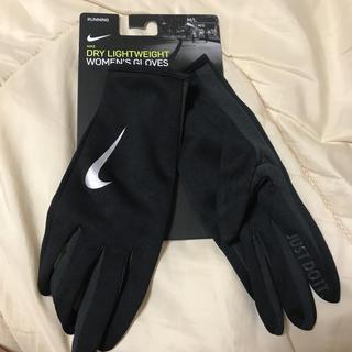 ナイキ(NIKE)のナイキ ランニング グローブ 手袋 L(その他)