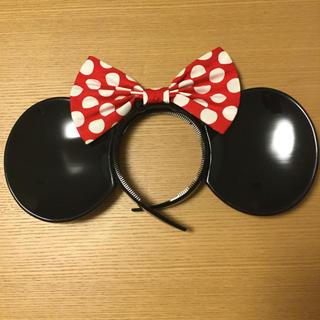 ディズニー(Disney)の78番 ディズニー ミニーカチューシャ(カチューシャ)