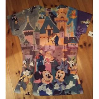 ディズニー(Disney)の★本場ディズニー★ディズニーランドリゾート★60周年記念デザイン限定Tシャツ(Tシャツ(半袖/袖なし))
