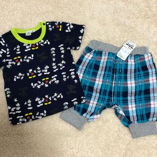 ディズニー(Disney)の男の子80セット(Tシャツ)