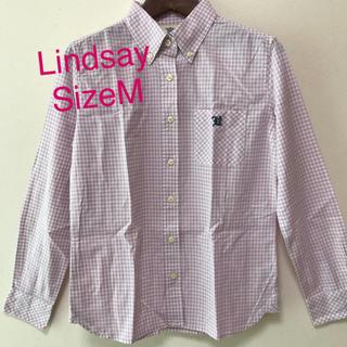 リンジィ(Lindsay)のLindsay  シャツ チェック柄(シャツ/ブラウス(長袖/七分))