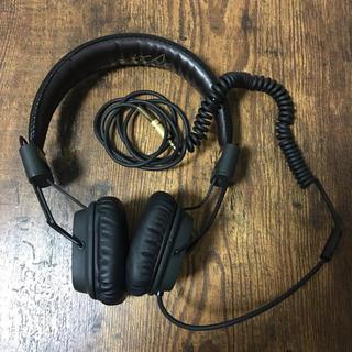 フランクリンアンドマーシャル(FRANKLIN&MARSHALL)のMarshall ヘッドフォン 美品(ヘッドフォン/イヤフォン)