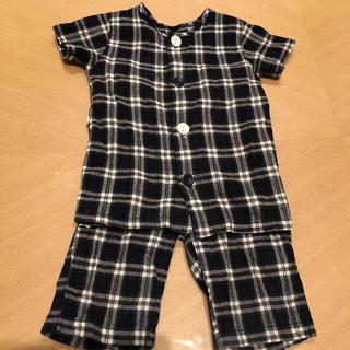 ムジルシリョウヒン(MUJI (無印良品))の無印 パジャマ 90センチ(パジャマ)