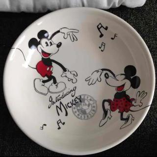 ディズニー(Disney)のミッキー お皿 2枚セット ディズニー(食器)