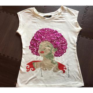 マンゴ(MANGO)のMANGO  Tシャツ(Tシャツ(半袖/袖なし))