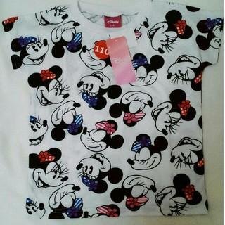 ディズニー(Disney)のTシャツ 110cm 新品 未使用 ミニー ディズニー(Tシャツ/カットソー)