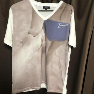 エージェントノック(AGENT KNOCK)のAGENT Tシャツ(Tシャツ/カットソー(半袖/袖なし))