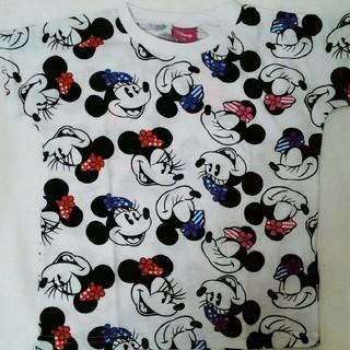 ディズニー(Disney)のTシャツ 120cm 新品 ミニー ディズニー(Tシャツ/カットソー)