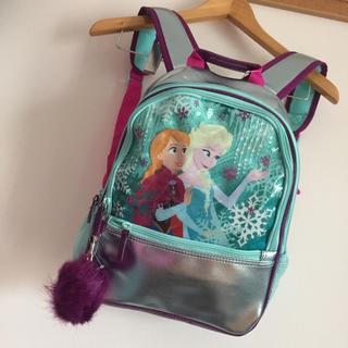 ディズニー(Disney)の【新品未使用】アナと雪の女王 リュック(リュックサック)