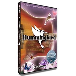 Prominy Hummingbird ギターサンプリングソフト(ソフトウェア音源)