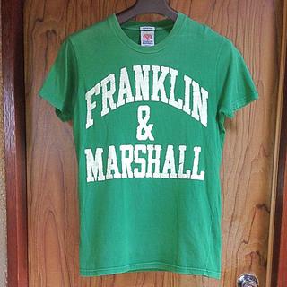 フランクリンアンドマーシャル(FRANKLIN&MARSHALL)のメンズS F&M(Tシャツ/カットソー(半袖/袖なし))