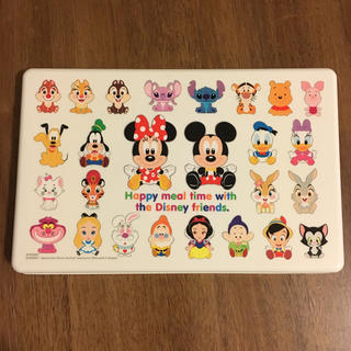 ディズニー(Disney)のディズニーランド スーベニア ランチボックス(弁当用品)