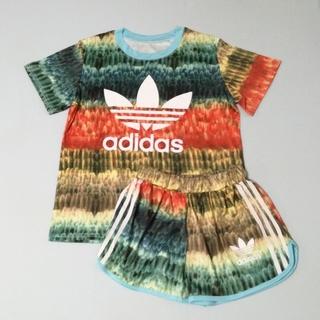 adidas - Tシャツ&ショートパンツ セットアップ