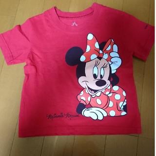 ディズニー(Disney)のミニーマウス  Tシャツ(Tシャツ/カットソー)