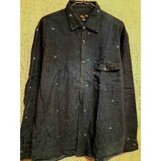 フォーティファイブアール(45R)の45rpm インディゴ染めシャツ(シャツ)