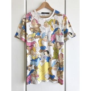 ジョイリッチ(JOYRICH)の【希少】ディズニー&ジョイリッチ/白雪姫/スノーホワイト/限定デザインTシャツ(Tシャツ/カットソー(半袖/袖なし))