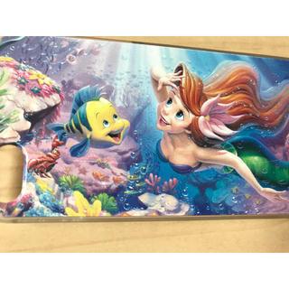 ディズニー(Disney)のiPhone5/5S アリエルのケース(iPhoneケース)