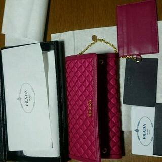 プラダ(PRADA)の新品未使用PRADA財布(財布)