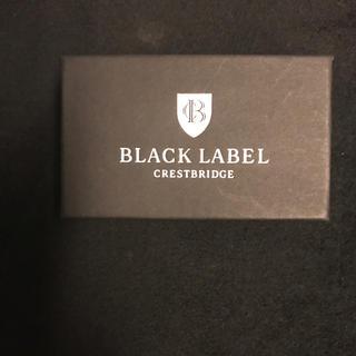 バーバリーブラックレーベル(BURBERRY BLACK LABEL)のブラックレーベル 空箱(その他)