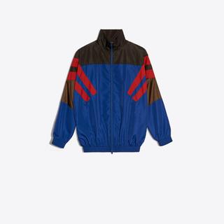 Balenciaga - BALENCIAGA 18ssトラックスーツジャケット