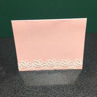 メッセージカード【ホワイトレース】15枚✧(カード/レター/ラッピング)