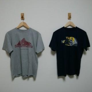 ザノースフェイス(THE NORTH FACE)のザ ノースフェイス Tシャツ L 2枚セット 送料込み(Tシャツ/カットソー(半袖/袖なし))