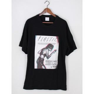 ジョイリッチ(JOYRICH)のJOY RICH/ジョイリッチ×hanopol PLASTICプリントTシャツ(Tシャツ/カットソー(半袖/袖なし))