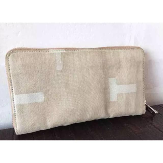 6b3906ccb52e TOD'S(トッズ)のTOD'S/トッズ ラウンドファスナー キャンバス長財布 レディースのファッション