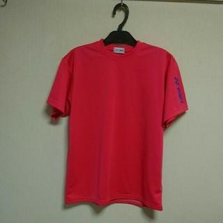 ヨネックス(YONEX)のYONEX ヨネックス Tシャツ ウェア ピンク S(バドミントン)